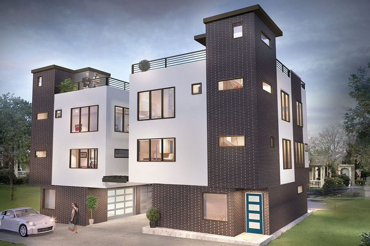 1780 1788 W 32nd Ave Denver Townhomes