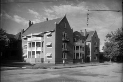 630 16th Street Denver Historic Building Apartments