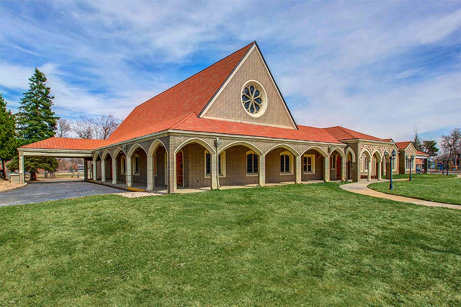 The Chapel at Berkeley Lake Park: Denver Wedding Venue